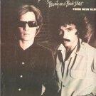 1977 DARYL HALL JOHN OATES BEAUTY POSTER TYPE AD