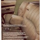 * 1967 1968 BUICK ELECTRA 225 PHOTO PRINT AD