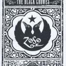 LED ZEPPELIN JIMMY PAGE BLACK CROWS CONCERT TOUR PROGRAM MINT