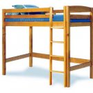Twin Loft Bed Woodworking Plans Design #1203