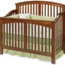 Convertible Crib/full Bed Furniture Woodworking Plans, Design #CRCN2