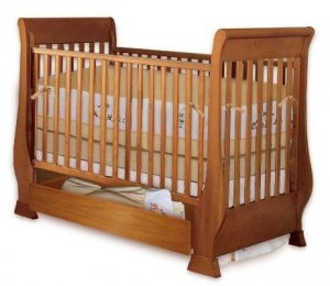 Crib Woodworking Plans