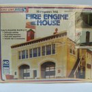Vintage LIFE LIKE HO Scale Fire Engine House Building Kit NOS