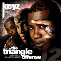 The Triangle Offense, Vol. 12: OJ, Jeezy & Gucci mixtape