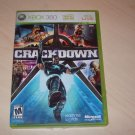 CRACKDOWN -- CIB -- (XBOX 360) --- EXCELLENT