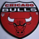 CHICAGO BULLS INTERSTATE SIGN BASKETBALL NBA