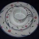 Ranmaru Caprice Dinner service for 6  -  Ivory Elegance