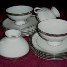 Rosenthal Continental Duchess cups/saucers (12 availble