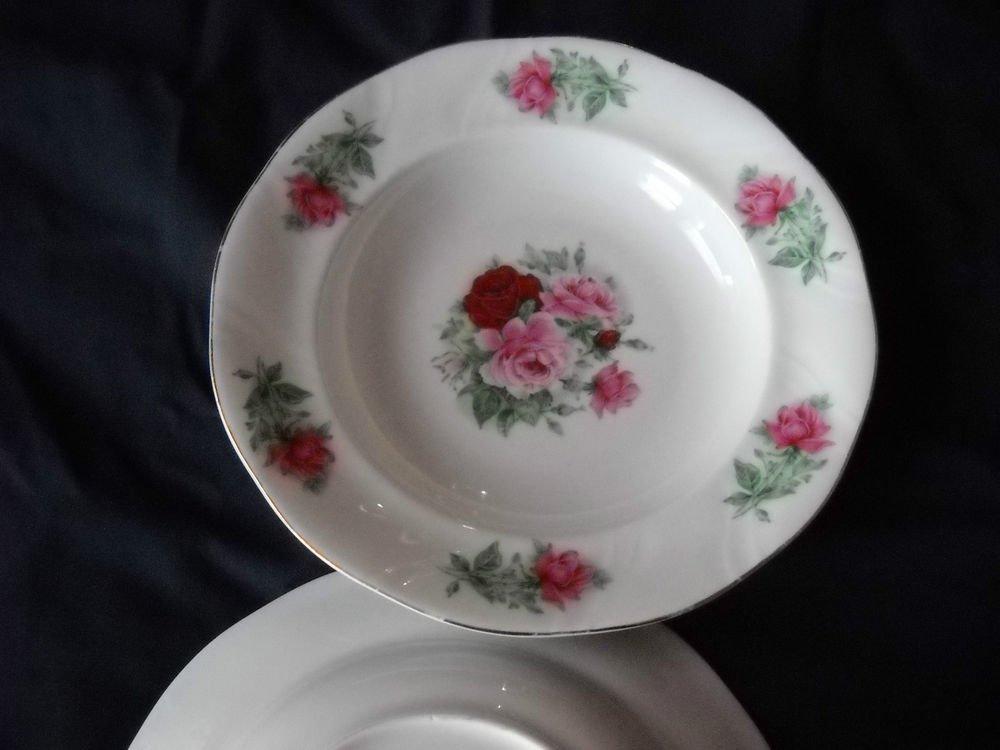 Southington by Baum Bros Maria Soup bowl-(8  AVAILABLE) POLAND
