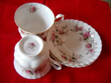 Royal Albert Lavender Rose cup/saucer set