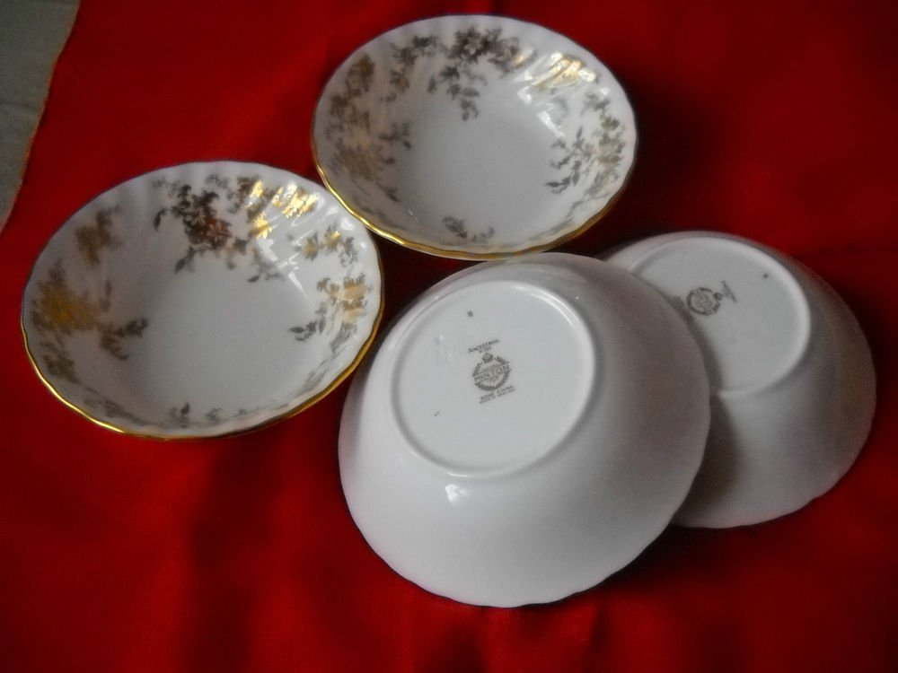 MINTON ANCESTRAL Fruit/Berry bowls (12 available)