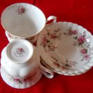 Royal Albert Lavender Rose cup/saucer set (4 available)