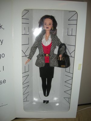 1997 Macy Limited Edition Ann Klein Barbie (NIB)