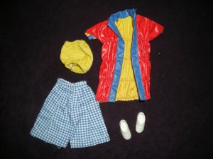 Barbie Twice as Nice Topsy Two-Sider Fashion #4826 Vintage 1982 (Barbie clothes, clothing, oufit)