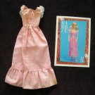 Sweet Sixteen Barbie Doll Outfit #7796 Vintage 1974 (Barbie clothes, clothing, dress)
