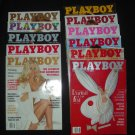 Playboy Magazine Year 1996 ALL but December