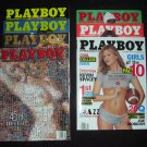 Playboy Magazine Year 1999 Lot (missing 5 months but has Jan 99 Collectors Edition!!!!)