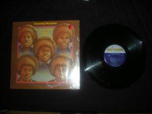 Jackson Five Dancing Machine M6-780S1 (jackson, jackson five, vinyl, record, jacket, michael)