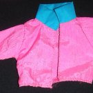 Barbie Clothes Nylon Workout Jacket