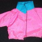 Barbie Clothes Nylon Workout Jacket