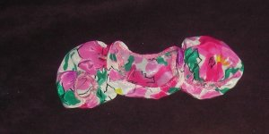 Barbie Clothes Private Collection Floral Fashion Shrug 1988 (barbie fashions, doll clothes, outfits)