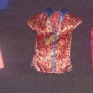 Barbie Clothes My Scene Satin Shirt(barbie fashions, doll clothes, outfits)