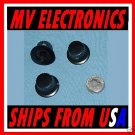 Knobs for electronic equipment back hat shape 1Pcs.