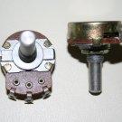 500K ohm Potentiometer .5W 1 part per sale
