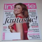 INSTYLE / IN STYLE MAGAZINE  AUGUST 2007 Mandy Moore