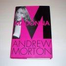 MADONNA Andrew Morton 2001 HC DJ UK ED 2001 1ST/1ST