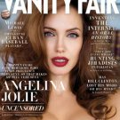 VANITY FAIR MAGAZINE JULY 2008 ANGELINA JOLIE SEALED
