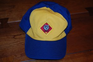 Free Shipping Wolf Scout Hat Cub Scout size S/M