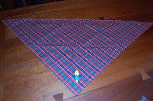 Free Shipping Webelos Cub Scout Scarf Handkerchief Neckerchief