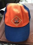 Free Shipping Tiger Scout Hat Baseball Cap Cub Scout size M/L