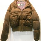 Brown Insulated Coat  w/Cell Pocket by LEI Sz 2X