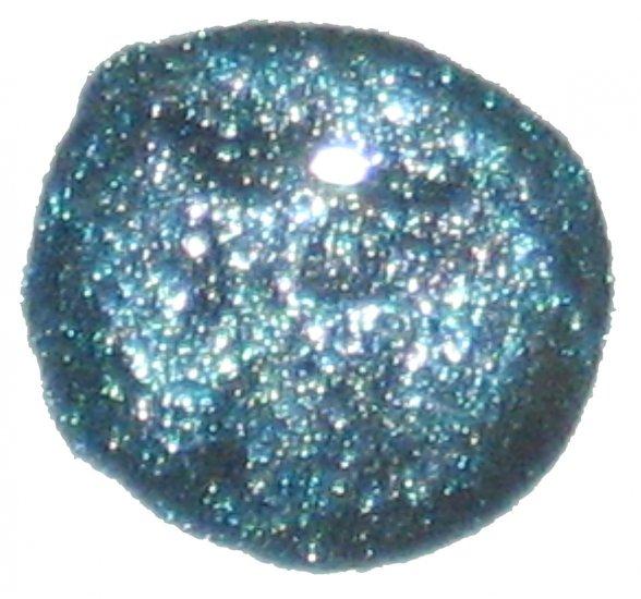 Metallic Ice Blue 5mL Scratchers AnyWEAR Special Nail Art Polish - Use with Konad image plates