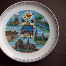 """7 1/2""""  Ideal Indiana Plate"""