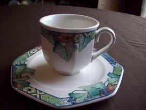 Villeroy & Boch- Pasadena-  Cup and Saucer