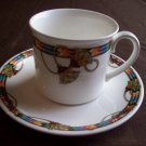 Villeroy & Boch -Messalina-Bone China Cup and Saucer