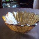 Small Sunflower Glass Bowl