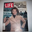 Life Magazine  Jackie vs. The Jackie Watcher  March 31, 1972