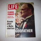 Life Magazine  The Godfather  March 10, 1972