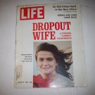 Life Magazine  Dropout Wife  March 17, 1972