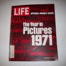 Life Magazine  The Year In Pictures  December 31, 1971