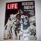 Life Magazine  Suicide Squad  December 3, 1971