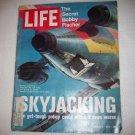 Life Magazine  Sky Jacking  August 11, 1972