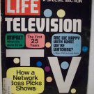 Life Magazine  Television The First 25 Years  September 10, 1971