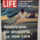 Life Magazine  A Special Report: How's the economy doing?  October 8, 1971
