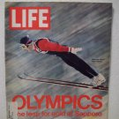 Life Magazine  Olympics The Leap for Gold at Sapporo  February 18, 1972