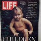 Life Magazine  Special Double Issue  Children  December 17, 1971